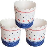 baking paper cups for cakes Manufactures