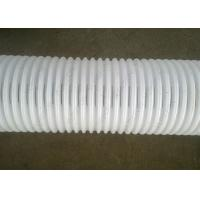 China 3 - 6 M / Min Plastic Auxiliary Machine For Making Corrugated Pipe Holes on sale