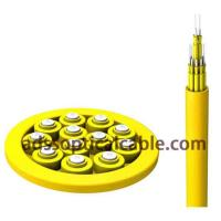 China Tight Wrapped Fiber Optic Cable Accessories OFNR OFNP Combined PVC Jacket Cable on sale