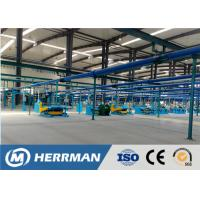 China Rubber Continuous Vulcanizing Cable Extrusion Line For Sheathing And Insulation on sale