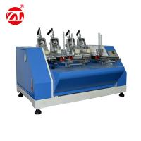 Buy cheap SATRA TM92 Shoe Bending Test Machine Heel Onwards With 6 Electronic LCD from wholesalers
