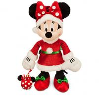 Cute Custom Plush Toys Disney Store Christmas Minnie Mouse Plush Toys For Party CE Approved Manufactures