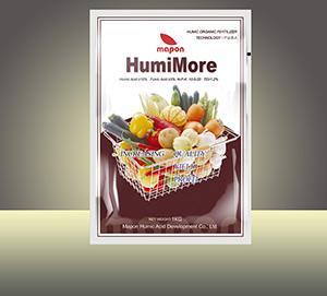 China Leonardite Humic Acid Fertilizer with NPK and TE on sale