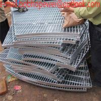 metal building material serrated galvanized steel grating outdoor metal drain cover grating/hot dipped galvanized steel Manufactures