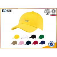 100 Cotton Custom Caps Hats , Personalized Custom Fitted Baseball Caps For Man Manufactures