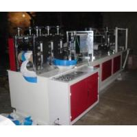 Non Woven Water-Proof Shoe Cover Making Machine Manufactures