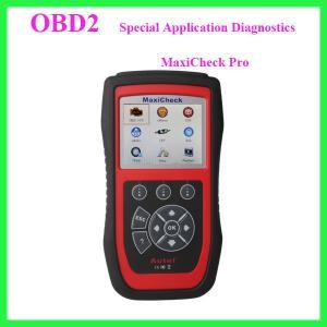 Special Application Diagnostics MaxiCheck Pro Manufactures