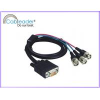 China VGA Cable to TV HD15M - 3XBNC male cable, from 6 ft to 200 ft on sale