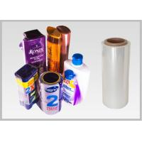 High Shrinkage PET Shrink Film For Packing Wrapping Cookies Customized Size Manufactures