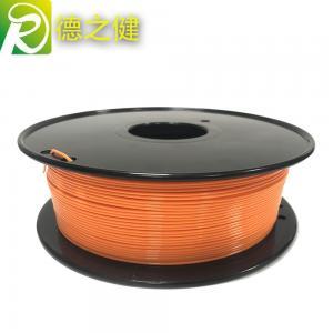 China Net Winding  PLA 3d Printer Filament / 3d Printing ABS Filament 1kg 5kg 0.5kg on sale