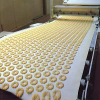 PVC / PU White Rubber Conveyor Belt Food Grade With Customized Size Manufactures