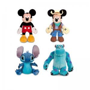 Fashion Disney Monsters University Sullivan Baby Plush Toys Soft 25cm Manufactures