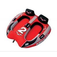 """2 Person Inflatable Water Towable Tube With Double Stitched Seams , 72""""X 62"""" Manufactures"""