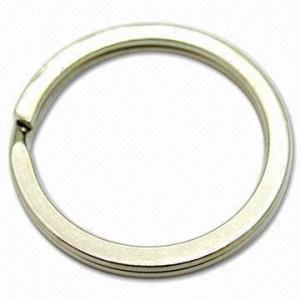 H-903 Keyrings, Flat Split Ring Manufactures