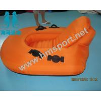 Quality HM Sports Products Co., Limited inflatable ski tube,water sport, Inflatable towable tube,family tent, wave ski,water ski for sale