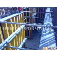 Concrete Wall Forms Horizontal Push-Pull Prop Steel Pipe Q235 Galvanized Finishing Manufactures