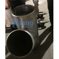 ASTM A815 UNS32750 GR2507 45Deg Lateral Tee Manufactures
