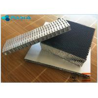 H16 Honeycomb Structure , Honeycomb Material For Air Freshener Wind Guide Manufactures