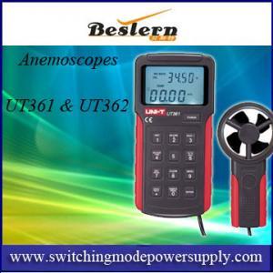China Wind Speed Tester Anemoscope UT361-362 on sale