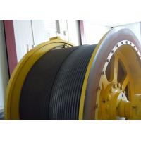 Fixed / Moveable Electric Hoist Winch 720-960r/Min Speed For Underground Mining Manufactures