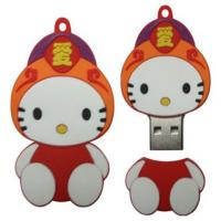 cool speical cute fashion silicon power USB flash drives 128MB, 256MB, 512MB Manufactures