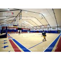 Big Aluminum Marquee Sport Event Tents For basketball Field Permanent Manufactures