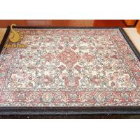 PVC Back Anti - Slip Indoor Area Rugs 1mm - 8mm Thickness OEM Manufactures