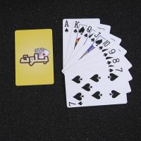 China Playing Poker Cards printing service for adult entertainment on sale