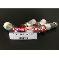 Muscle Building Anabolic Steroids Pharmaceutical Raw Powders Material Legal Healthy  CJC 1295 Without DAC Manufactures