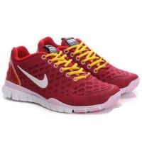 China Nike Free Tr Fit Womens Shoes - Red/Orange on sale
