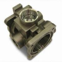 Lost Wax Casting With CNC Machining Part Manufactures