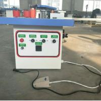 light weight manual mdf portable PVC edge banding machine with cheap price Manufactures