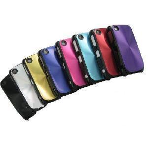 Blackberry 8520 Case, CD Aluminum Hard Cover Case for Blackberry 8520 Manufactures