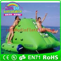 Inflatable iceberg water toy, inflatable iceberg, inflatable pool iceberg iceberg float Manufactures