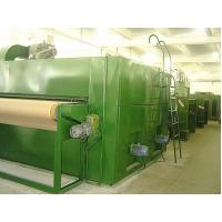 80 - 300kg/H Capacity Non Woven Fabric Machine Thermal Bonding Machine Hot Oil Circulation Manufactures