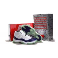 China Michael Jordan 11 Concord Galaxy White Glow In The Dark men's sports shoes on sale