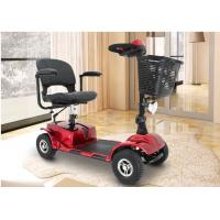 Four Wheel Mobility Scooter Wheelchair For Elderly People OEM Available Manufactures