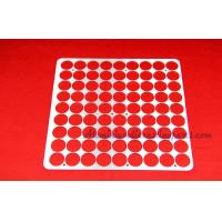 Aluminum Material 5052 Stamping Parts of Lens Holder For Lens Assembly Manufactures