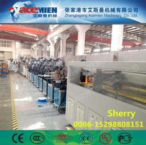 PVC artificial marble profile making machine extrusion machine Marble profile Production Line Manufactures