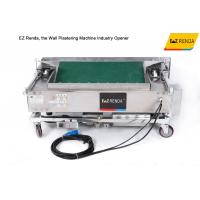 Single Phase 220V  Internal Wall Plastering Machine / Cement Plastering Equipment Manufactures