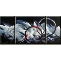 group  abstract oil painting Manufactures
