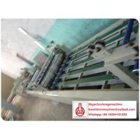 Automatic Vacuum Forming Machine with Glue Spreading Overlaying Drying Process Manufactures
