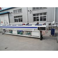 PET 	Strapping Band Making Machine for Two Straps , PET Strap Band Double Screw Extruder Manufactures