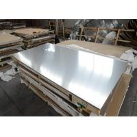 China 8k Mirror Finish Aisi 304 Stainless Steel Sheet 316L Stainless Steel Plate on sale