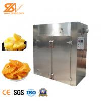 Cabinet Tunnel Fruit And Vegetable Dryer Machine Low Energy Consumption Manufactures