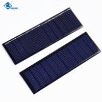 China 0.3W Solar Module Panel ZW-9030 solar panel photovoltaic 5.5V cheapest solar panel for solar cell phone charger on sale
