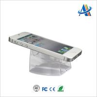 Interactive and live display solution,elegant acrylic display holder for mobile phone Manufactures