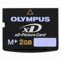 China xD Picture Card with High Reading and Writing Speed on sale
