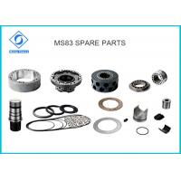 Low Speed Hydraulic Motor Spare Parts Adapter High Torque Poclain MS83 Series Manufactures