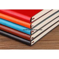 China Custom agenda diary, Cheap A5 pu leather notebook with elastic band on sale